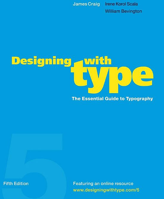 Designing With Type The Essential Guide To Typography Pdf Download
