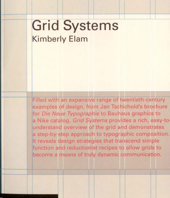 Grid Systems: Principles of Organizing Type Book