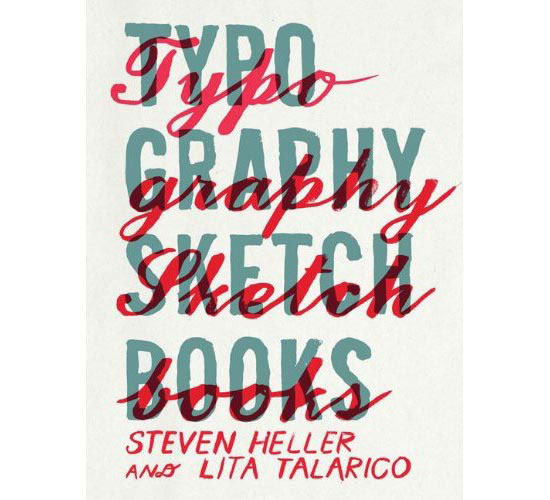 Typography Sketchbooks Book