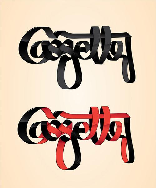 Ben Crick typography