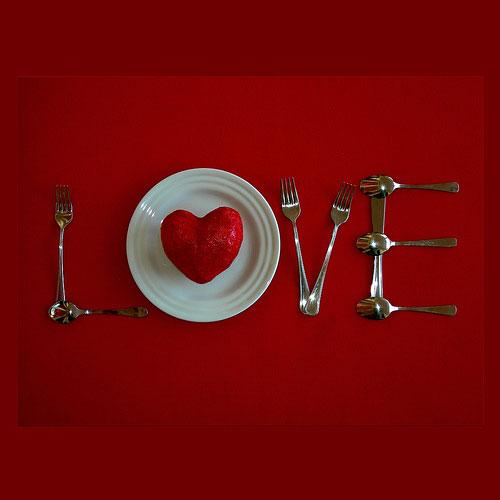 Happy Valentine's Day typography