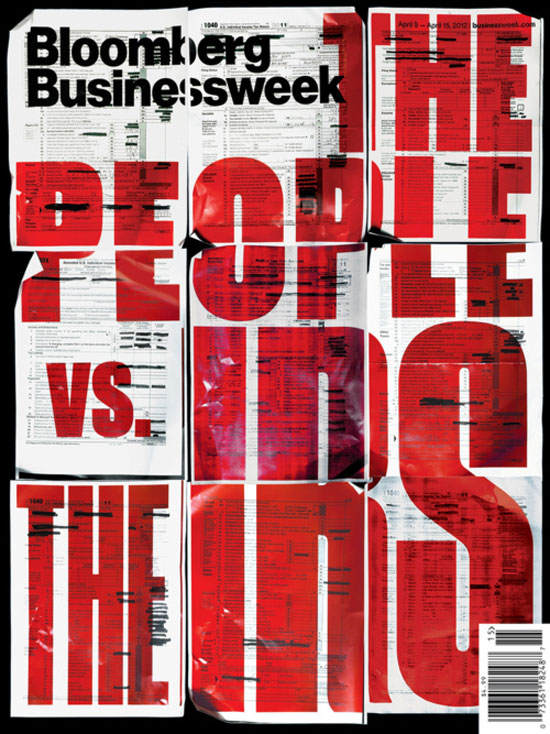 Bloomberg Business Week Typography Inspiration