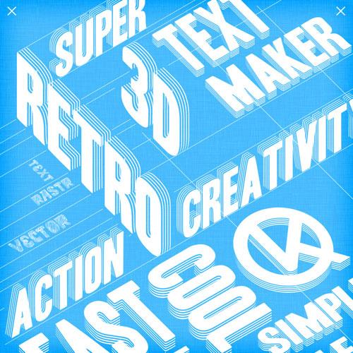 Retro 3D