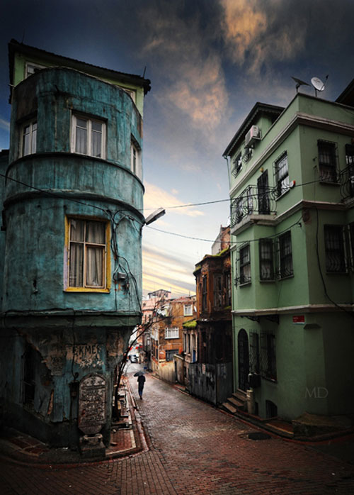 urban examples street wet sunday landscape building cool inspiration backgrounds deviantart designyourway istanbul nature works license