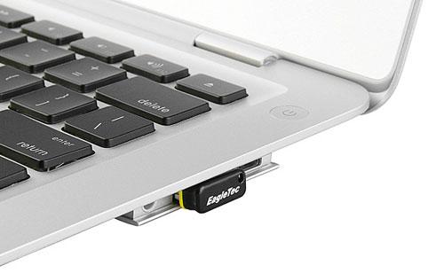 EagleTec USB Nano Flash Drive