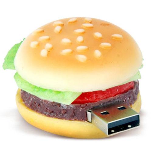 Hamburger Flash Drive