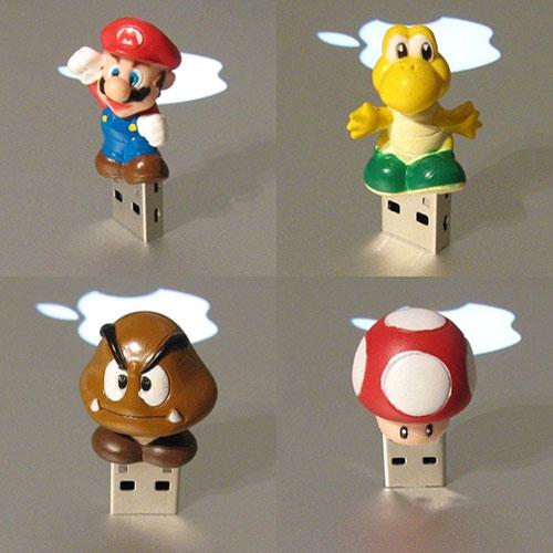 Mario USB Drive