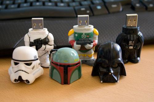 Star Wars USB Drives