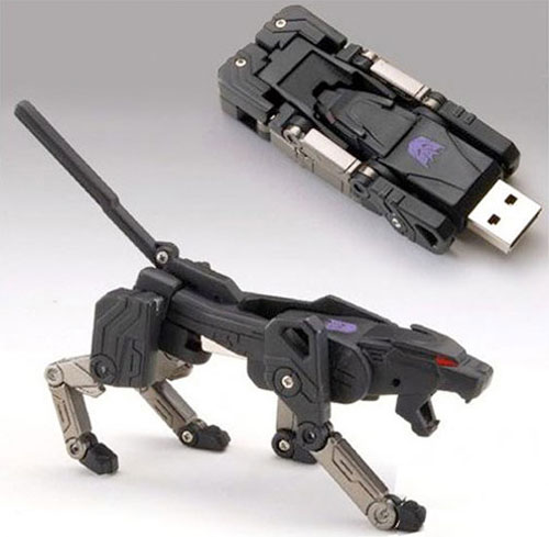 Transformer USB Drive