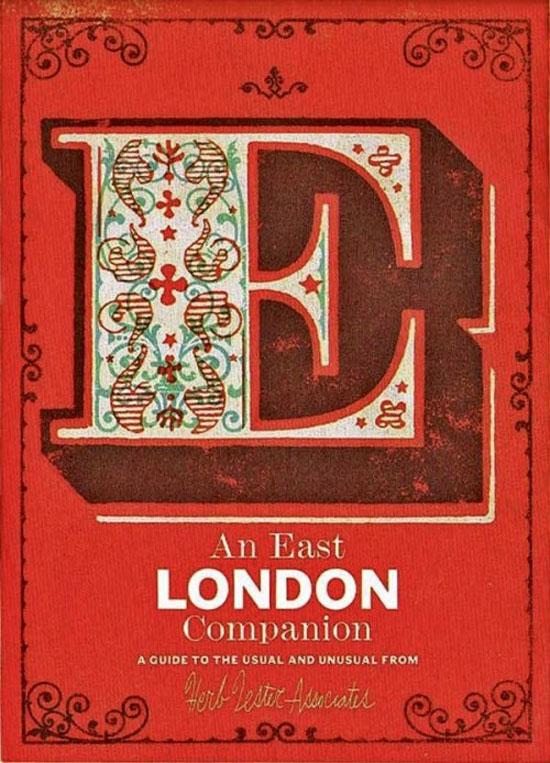 Herb Lester Vintage Typography Design