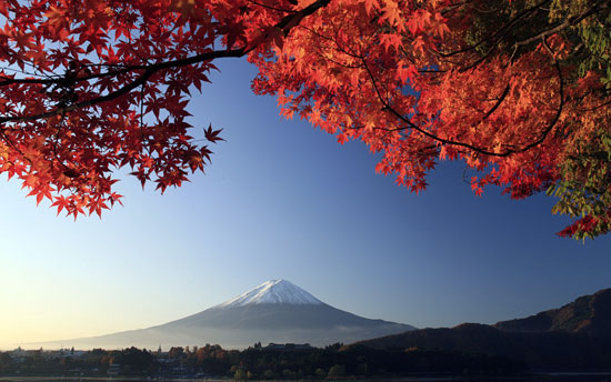 Mt Fuji Photography Wallpaper