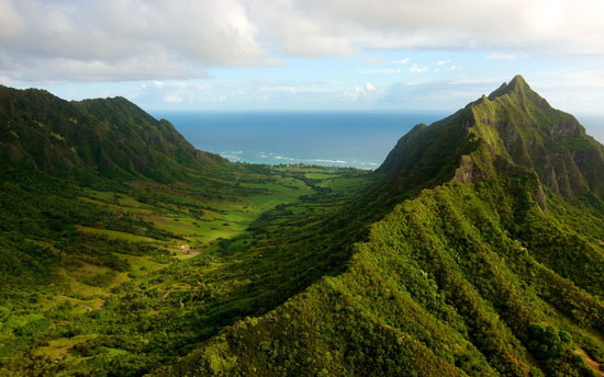 Hawaii landscape Photography Wallpaper