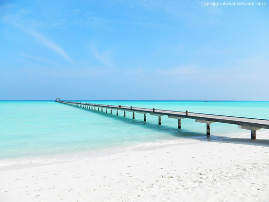 Maldives Photography Wallpaper
