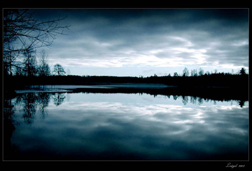 As cold as silence 2 - Relaxing Waterscapes Photography