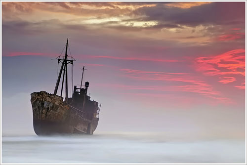 The Dark Traveler - Relaxing Waterscapes Photography