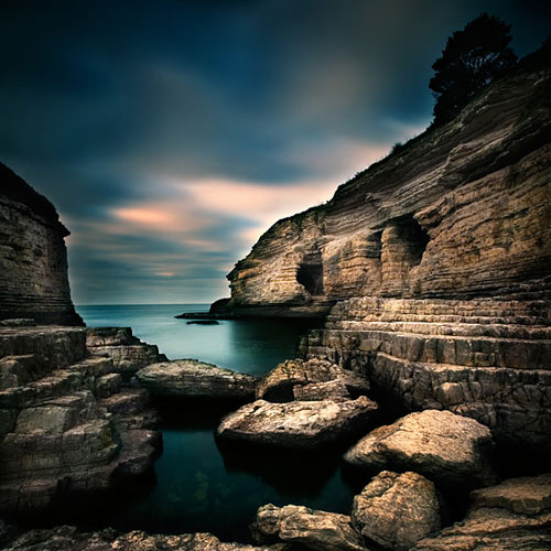 Nowhere for run away - Relaxing Waterscapes Photography