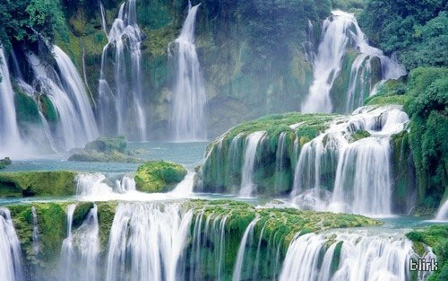 waterfalls wallpaper. waterfalls wallpaper