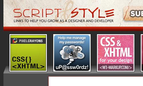 Script & Style : Blog Untuk Web Development Yang Perlu Anda Kunjungi