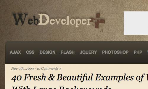Web Developer Plus : Blog Untuk Web Development Yang Perlu Anda Kunjungi