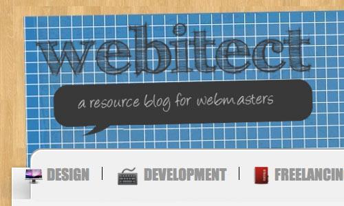 Webitect : Blog Untuk Web Development Yang Perlu Anda Kunjungi