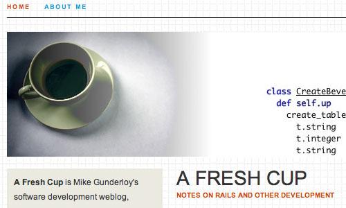 A Fresh Cup : Blog Untuk Web Development Yang Perlu Anda Kunjungi