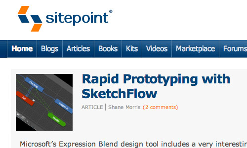 Sitepoint: Blog Untuk Web Development Yang Perlu Anda Kunjungi
