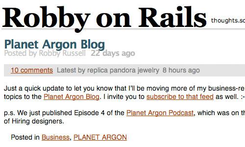 Robby on Rails: Blog Untuk Web Development Yang Perlu Anda Kunjungi