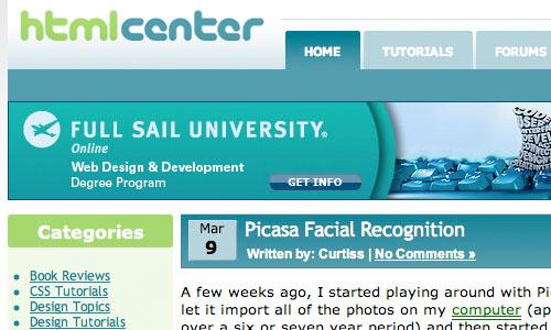 HTMLCenter: Blog Untuk Web Development Yang Perlu Anda Kunjungi
