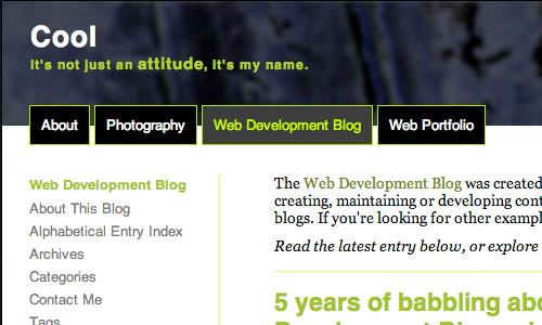 Cool: Blog Untuk Web Development Yang Perlu Anda Kunjungi