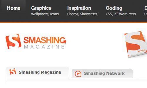 Smashing Magazine : Blog Untuk Web Development Yang Perlu Anda Kunjungi