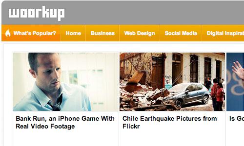 Woork Up : Blog Untuk Web Development Yang Perlu Anda Kunjungi