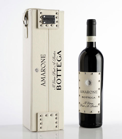 Amarone Bottega Package Design Inspiration