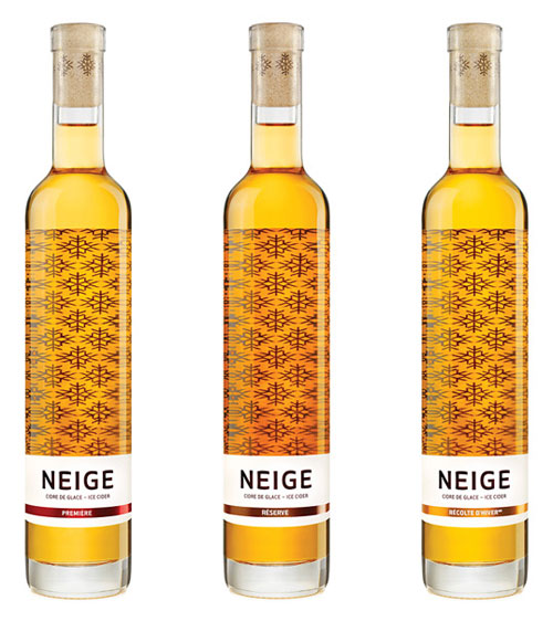 Neige Package Design Inspiration