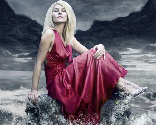 Create a Serene Fantasy Photo Manipulation Photoshop Tutorial
