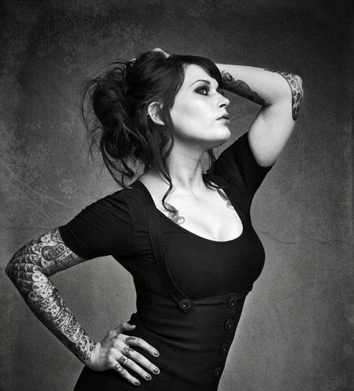 Mary-Leigh woman photography