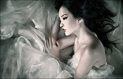 Luna woman photography