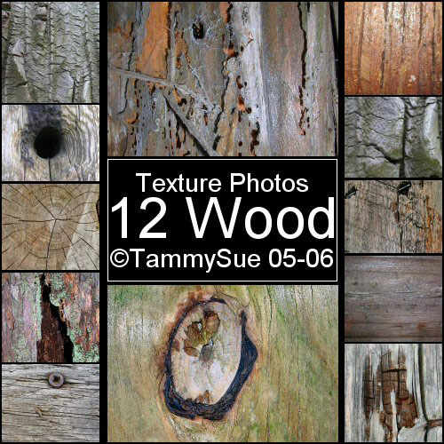 Wood Texture by TammySue