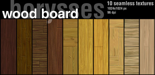 Wood board by ~borysses