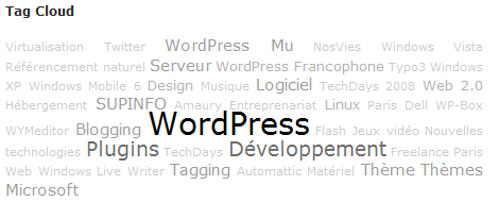 Simple Tags WordPress Plugin