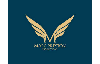 Marc Preston Productions logo
