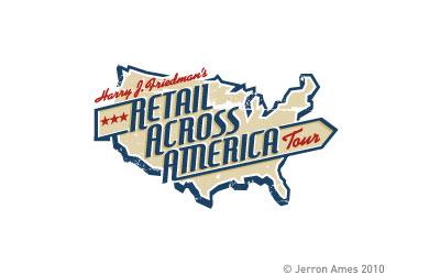 Retail Across America logo