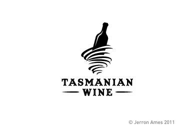 Tasmanian Wine logo
