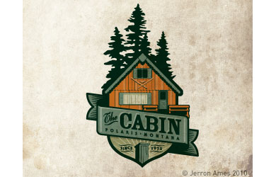 The Cabin logo