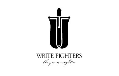Write Fighters logo