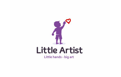 little artist logo