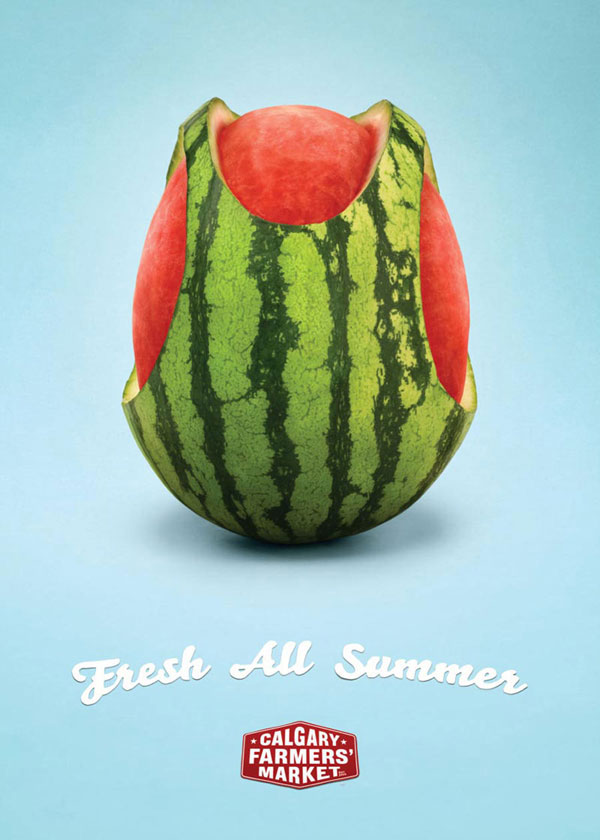 Awesome Print Ads Produced By 7 Creative Ad Agencies