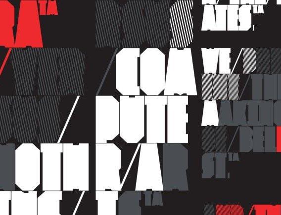 Digitising a bespoke font