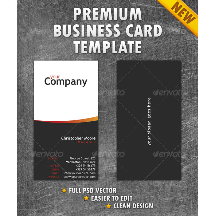 Designed Your Way: The Classiest And Well Designed Printable Business Cards Templates