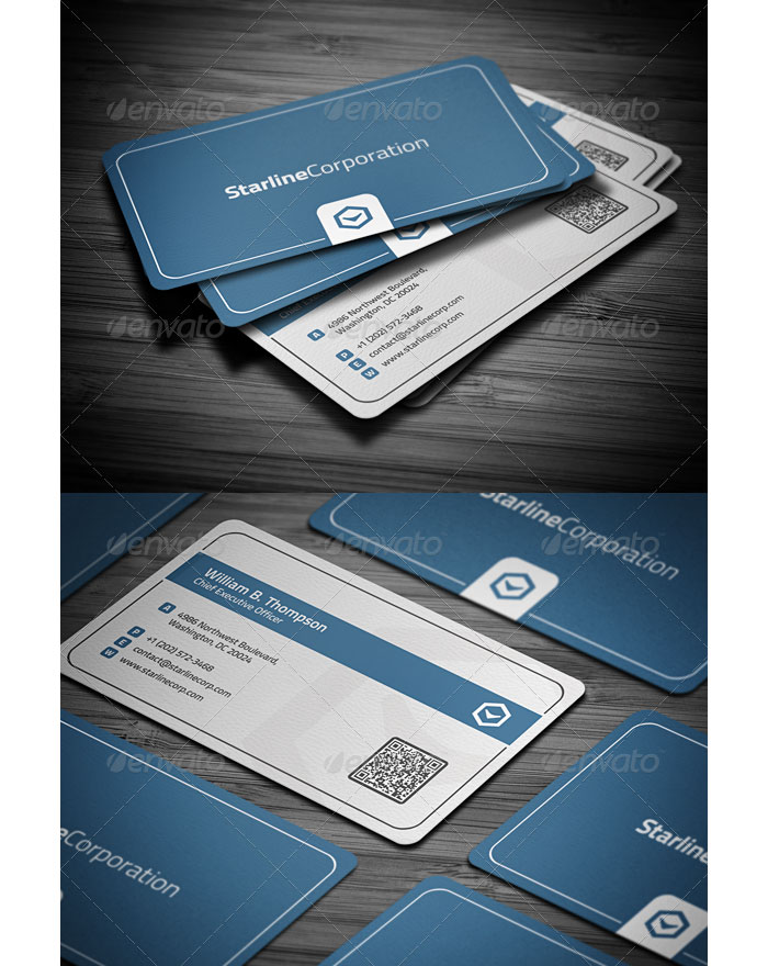 The Classiest And Well Designed Printable Business Cards Templates
