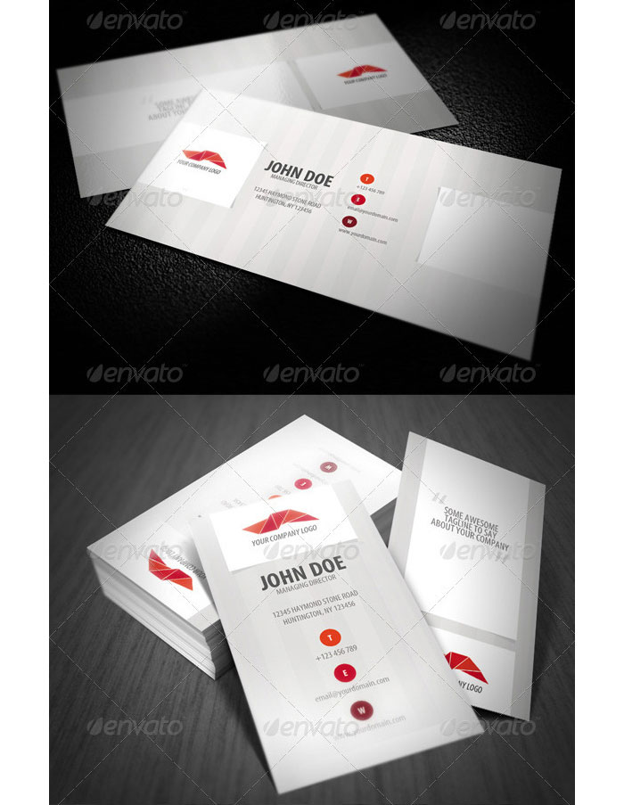 The Classiest And Well Designed Printable Business Cards ...